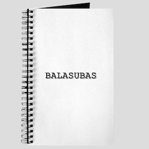 Balasubas Journal