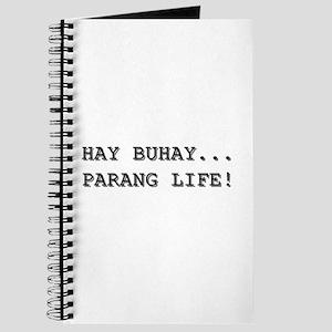 Buhay Parang Life Journal
