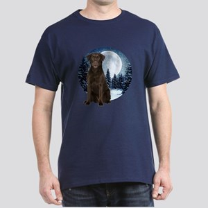 Chocolate Lab Dark T-Shirt