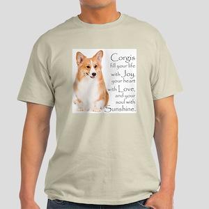 Pembroke Corgi Light T-Shirt