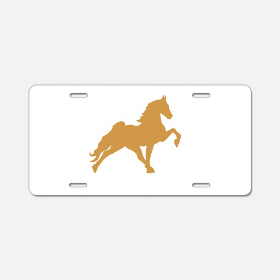 Tennessee walkers Aluminum License Plate