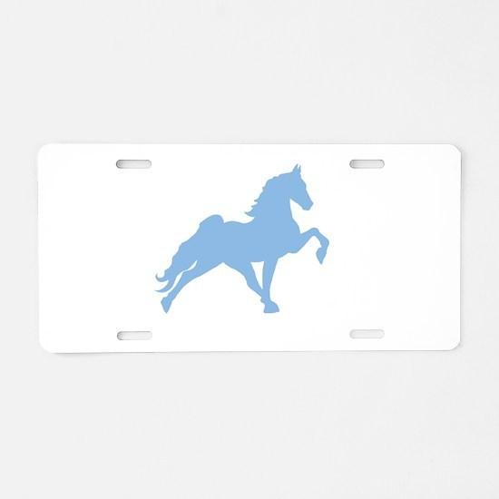 Tennessee walker Aluminum License Plate