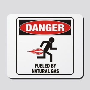 Natural Gas Mousepad