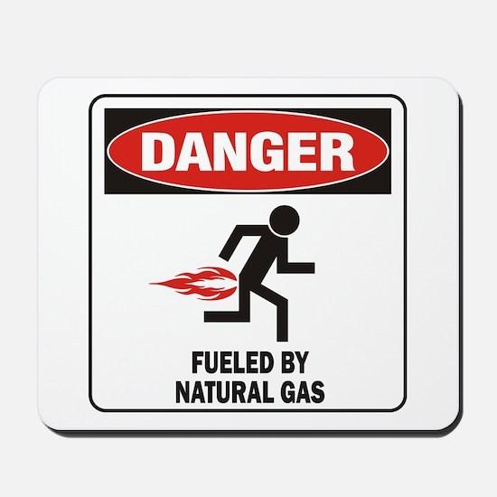 Natural Gas Mousepad
