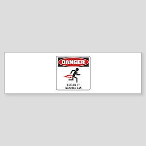 Natural Gas Sticker (Bumper)