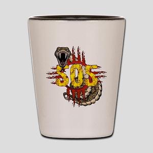 505 RATTLER Shot Glass