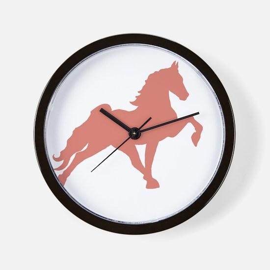 Tennessee walking horses Wall Clock