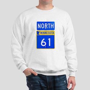 Minnesota 61 Sweatshirt
