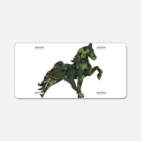 Funny Tennessee walker Aluminum License Plate