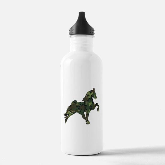 Cute Camo Water Bottle