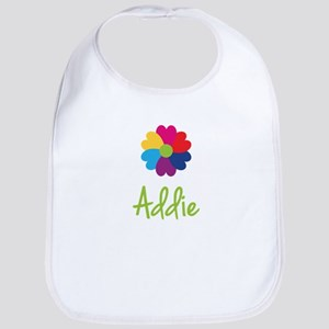 Addie Valentine Flower Bib