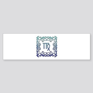 Virgo Lattice Sticker (Bumper)