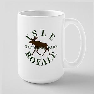 Isle Royale National Park Large Mug