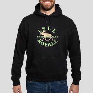 Isle Royale National Park Hoodie (dark)
