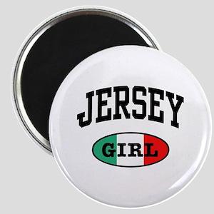 Italian Jersey Girl Magnet