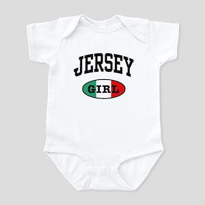 Italian Jersey Girl Infant Creeper