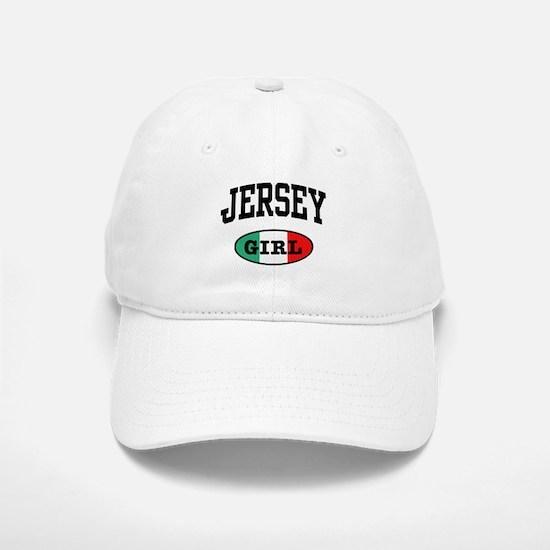 Italian Jersey Girl Baseball Baseball Cap
