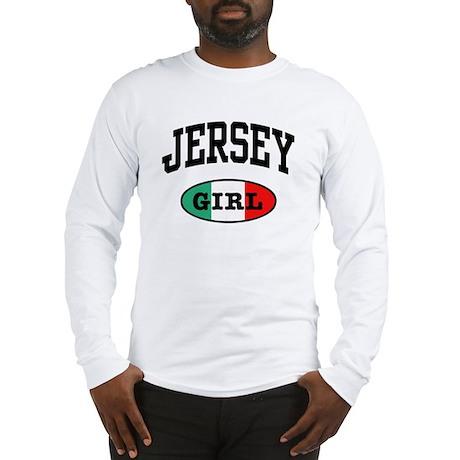 Italian Jersey Girl Long Sleeve T-Shirt