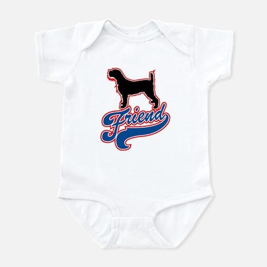 Italian Spinone Infant Creeper