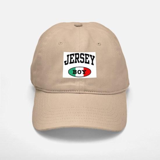 Italian Jersey Boy Baseball Baseball Cap