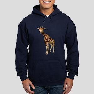 The Giraffe Hoodie (dark)