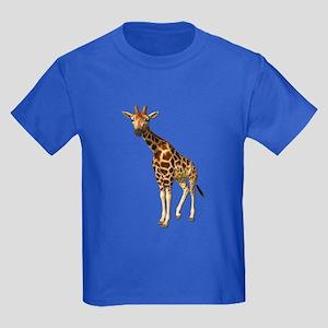 The Giraffe Kids Dark T-Shirt