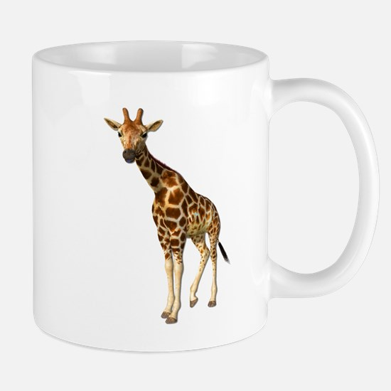 The Giraffe Mug