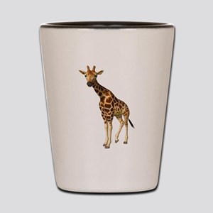 The Giraffe Shot Glass
