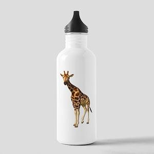 The Giraffe Stainless Water Bottle 1.0L