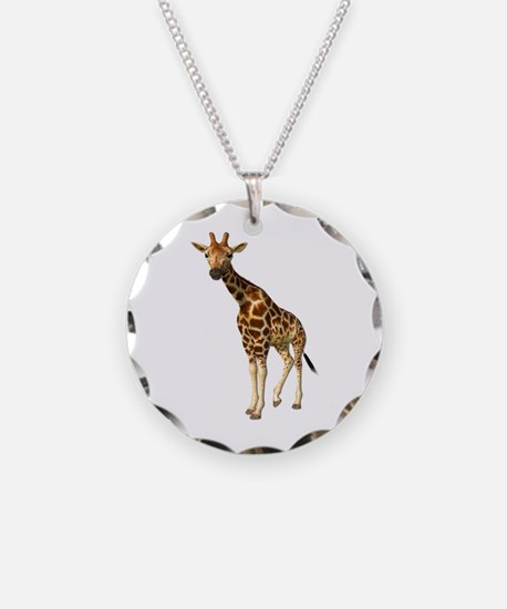 The Giraffe Necklace