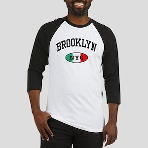 Italian Brooklyn NYC Baseball Jersey