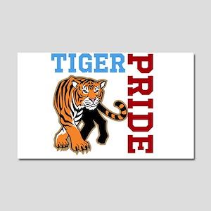 Tiger Pride Car Magnet 20 x 12