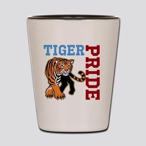 Tiger Pride Shot Glass