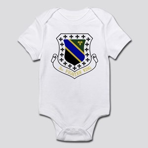 3rd Fighter Wing Infant Bodysuit