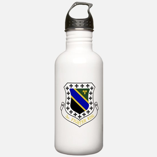 3rd Fighter Wing Water Bottle