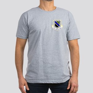 3rd Fighter Wing Men's Fitted T-Shirt (dark)