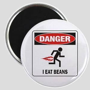 Eat Beans Magnet