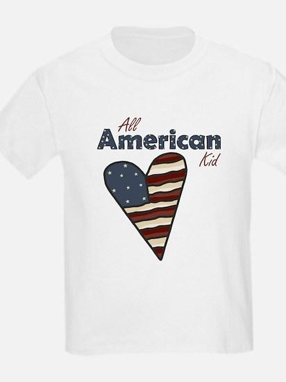 All American Kid Kids T-Shirt