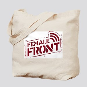 FEMALE FRONT Tote Bag
