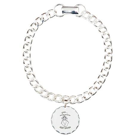 Jewelry Charm Bracelet, One Charm