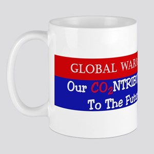 Our Contribution to the Future Mug