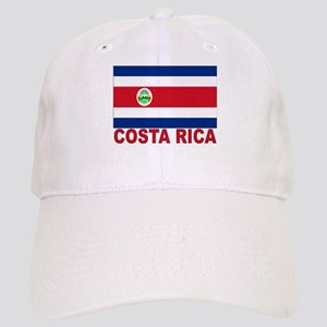 Costa Rica Flag Cap