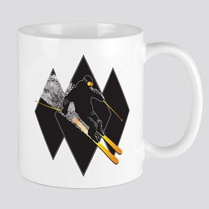 Black Diamond Dude Mug