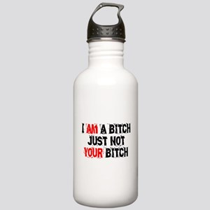 I Am A Bitch Stainless Water Bottle 1.0L