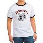 Buckner Hall Bulldogs Ringer T
