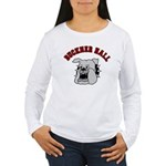 Buckner Hall Bulldogs Women's Long Sleeve T-Shirt