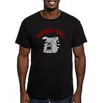 Buckner Hall Bulldogs Men's Fitted T-Shirt (dark)