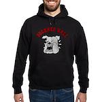 Buckner Hall Bulldogs Hoodie (dark)
