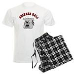 Buckner Hall Bulldogs Men's Light Pajamas