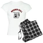 Buckner Hall Bulldogs Women's Light Pajamas